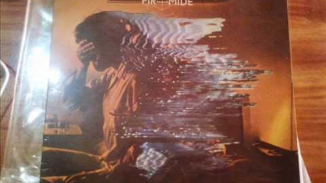 "Alan Parsons Project ""Pyramid"" (1978)"